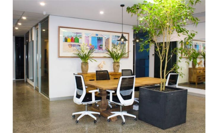 5 Person Window Suite, private office at @WORKSPACES Brighton, image 1
