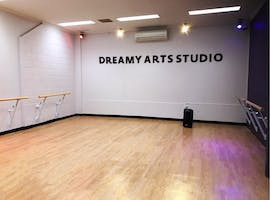 THE PURPLE ROOM, workshop at Dreamy Arts Studio, image 1