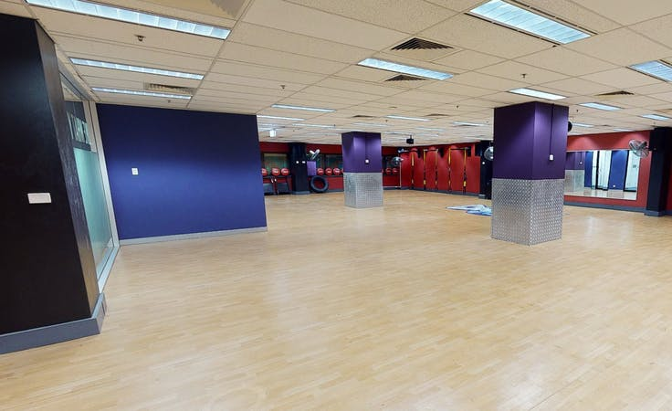 Group Fitness Studio, multi-use area at Crunch Fitness Chatswood, image 1