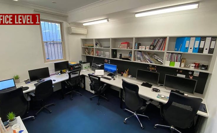 Private Office 3-5 people, private office at Private Offices in Darlinghurst 3-5 people, image 1