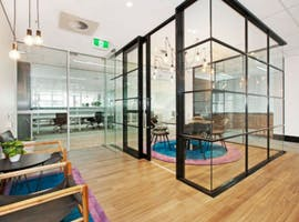 2 Person Window Suite, serviced office at @WORKSPACES Brisbane, image 1
