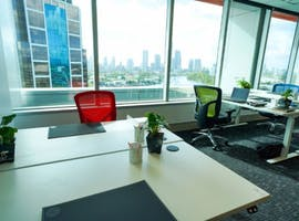 5 Person Window Office, serviced office at @Workspaces Gold Coast, image 1