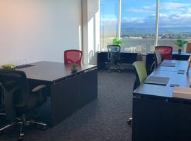 8 Person Window Office, serviced office at @Workspaces Gold Coast, image 1