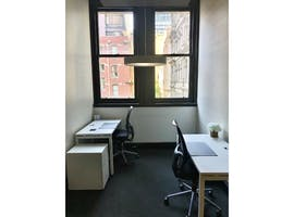 2 Person Window Office, private office at Normanby Chambers, image 1