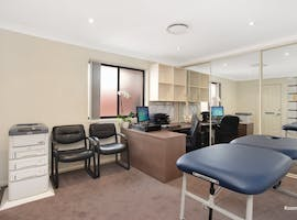 Spacious treatment room in an established Chiropractors Clinic, private office at Spinal Correction Australia - Kirrawee, image 1