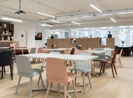 Flexible workspace with dedicated desk in Spaces Collingwood, coworking at Gipps Street, image 1