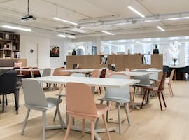 Join a collaborative coworking environment in Spaces Riparian Plaza, coworking at Eagle StreetBrisbane, image 1