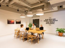 Spaces -Riparian Plaza, coworking at Eagle StreetBrisbane, image 1