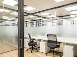 Spaces -Riparian Plaza, private office at Eagle StreetBrisbane, image 1