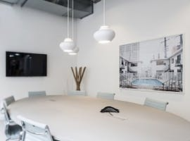 Spaces- Riparian Plaza, private office at Eagle StreetBrisbane, image 1