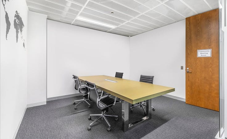 Regus City Central, private office at City Central, image 1