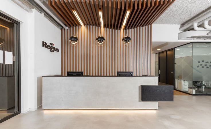 Open plan office space for 10 persons in Regus Chatswood - Zenith Towers, private office at Chatswood - Zenith Towers, image 1