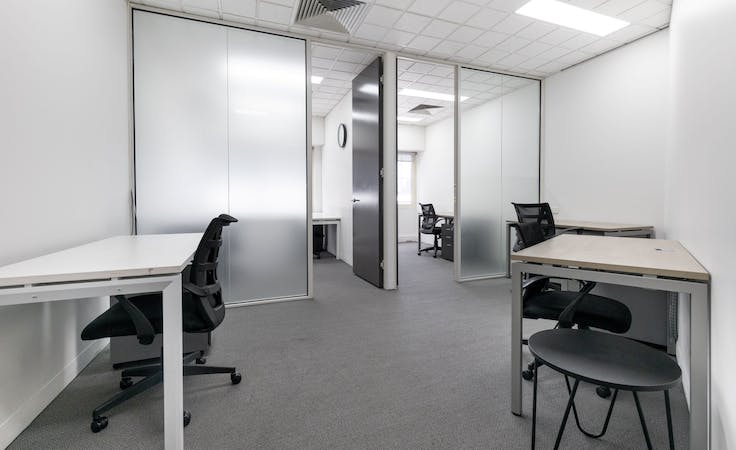 Open plan office space for 15 persons in Regus Chatswood - Zenith Towers, private office at Chatswood - Zenith Towers, image 1