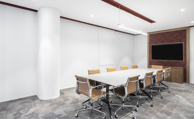Fully serviced open plan office space for you and your team in Regus 121 Marcus Clarke Street  , serviced office at Canberra, 121 Marcus Clarke Street, image 1