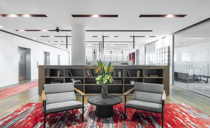 Fully serviced open plan office space for you and your team in Regus 121 Marcus Clarke Street  , serviced office at Canberra, 121 Marcus Clarke Street, image 4