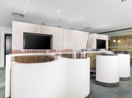 Flexible workspace in Regus St Martins Tower, hot desk at St Martins Tower, image 1