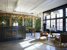 Private office at Hub Southern Cross, image 1
