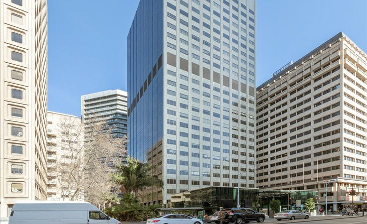 Regus Grenfell Street, private office at Grenfell Street, image 4
