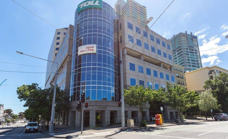 Regus St Kilda Road, hot desk at Level 14, 380 St Kilda Road, image 5