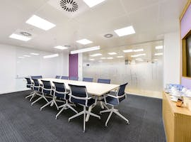 Regus Lonsdale Street, private office at Level 10, 555 Lonsdale Street, image 1
