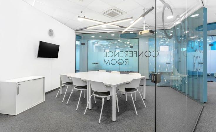 Regus Creek Street, private office at Creek Street, image 1