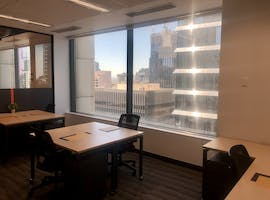 Suite 21-05, private office at 459 Collins Street - Compass Offices, image 1