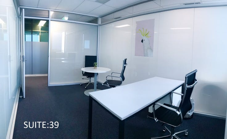 Suite 39, private office at Local Office, image 1