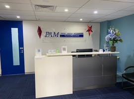 Shared office at Pinker Arnold & McLoughlin Chartered Accountants, image 1