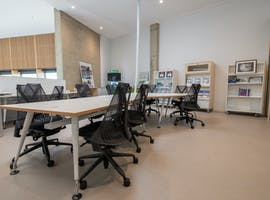 Casual Space, shared office at Stretton Centre, image 1