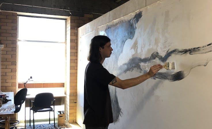 18 m2 Space, creative studio at Coburg Studios, image 3