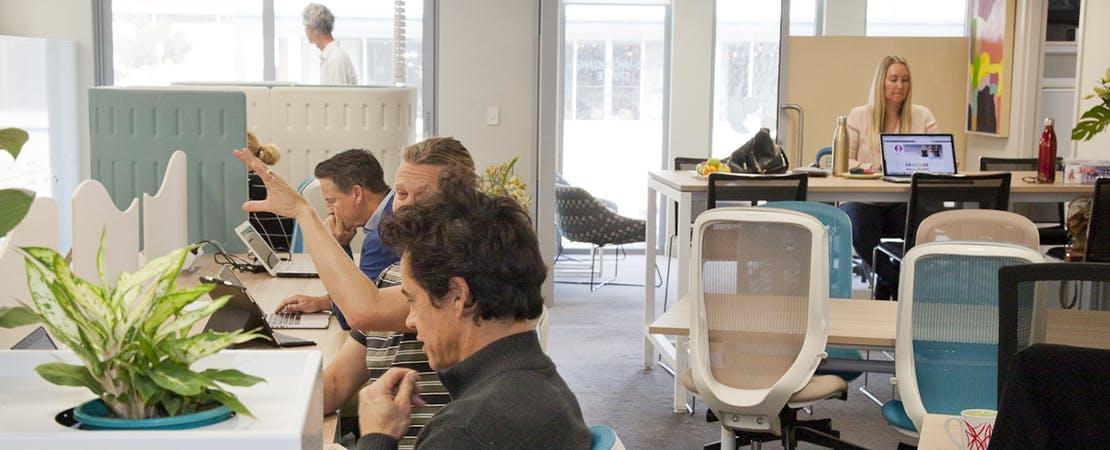 Meeting room at Flowspace, image 1