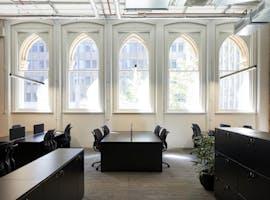 Full floor Heritage Suite for 20, private office at Work Club Olderfleet, image 1