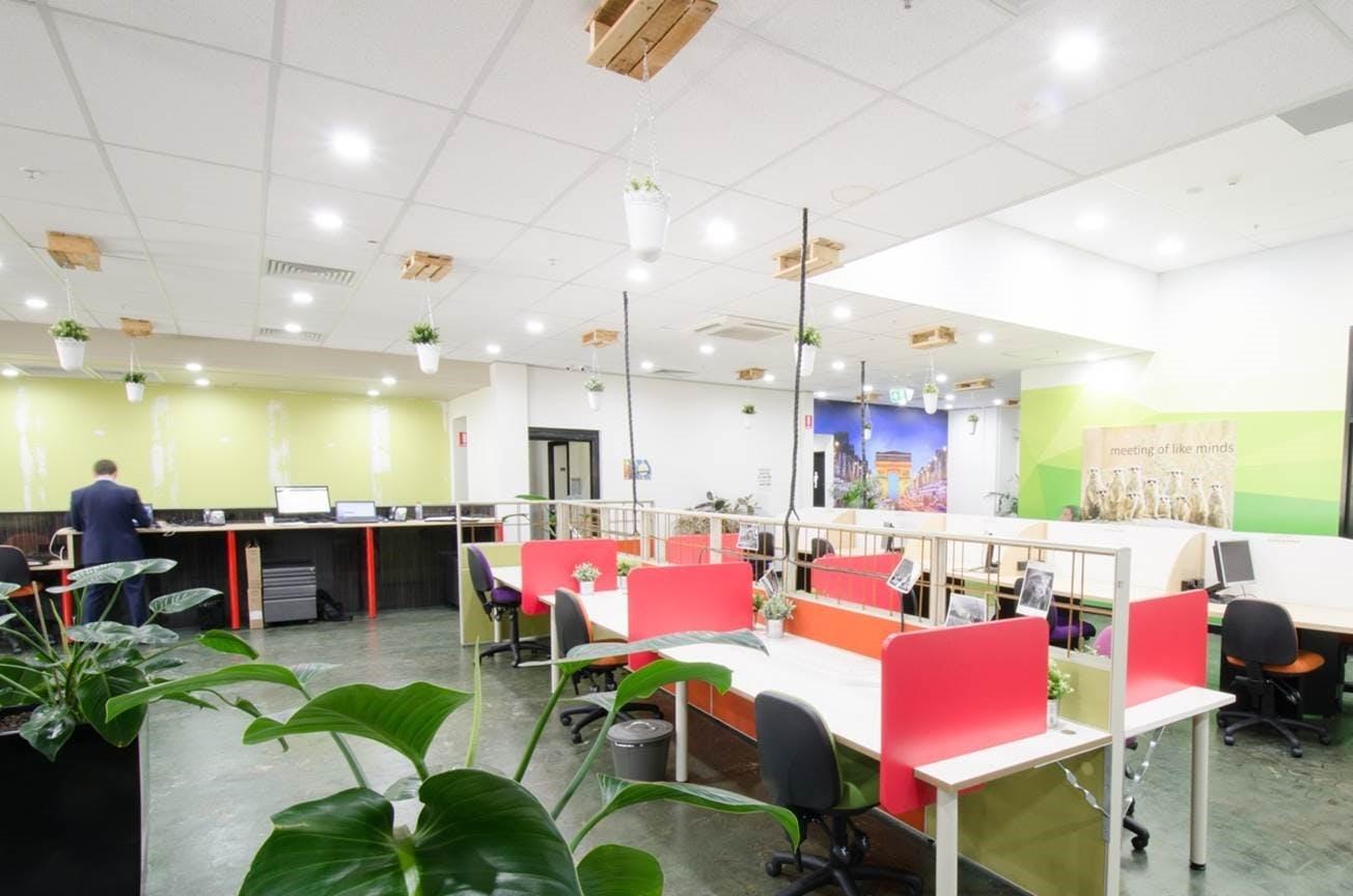 Hot desk at WOTSO Penrith, image 1