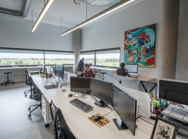 Premium Space, shared office at Stretton Centre, image 1