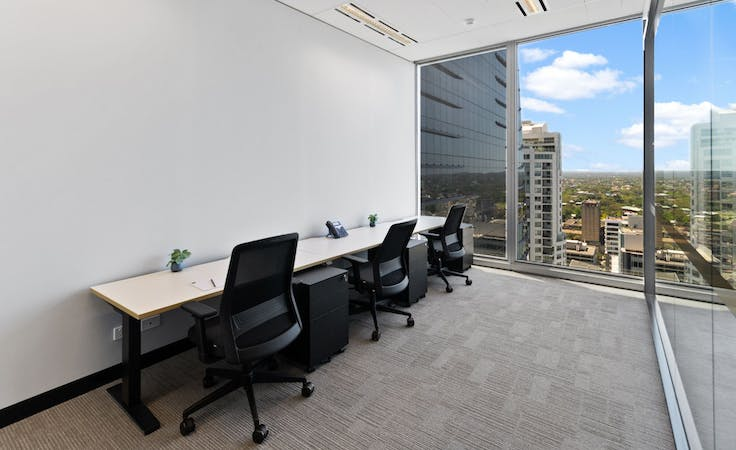 2605, serviced office at Victory Offices | 100 Mount, image 1