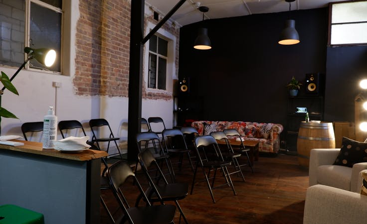 Function room at Moana Social, image 1