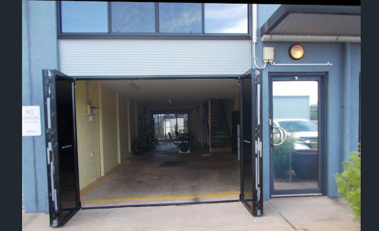 Multi-use area at Catterthun St, Winnellie NT, image 1
