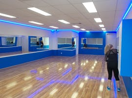 Group Fitness Room, training room at Bodyflex Gym, image 1