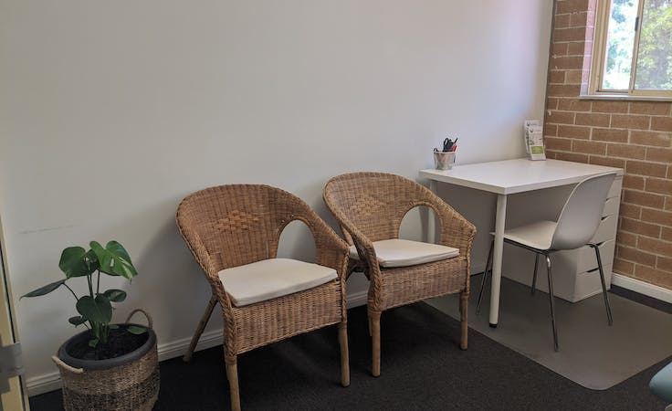 Consult Room, private office at The People's Chiropractic, image 1
