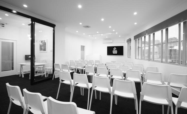 In-Room Auction Venue, function room at Sydney Auction Rooms, image 1