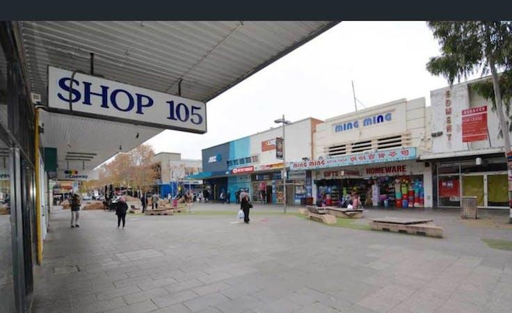 Shopfront at 105 Nicholson, image 1