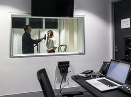 Sound Studio - Control Room + Record Room, creative studio at The Studio, image 1