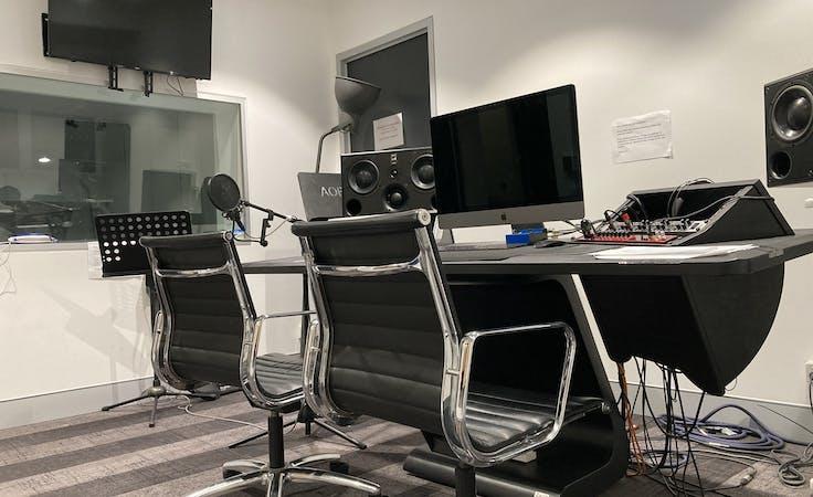 Sound Studio (Control Room + Record Room), creative studio at The Studio, image 3