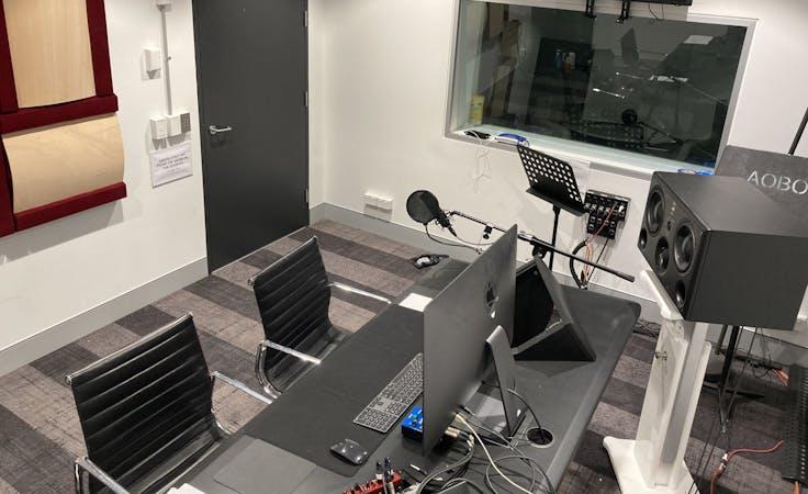 Sound Studio (Control Room + Record Room), creative studio at The Studio, image 1