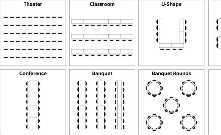 Multi-use area at Multi Use Space, image 1