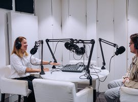 Podcast Studio, creative studio at The Studio, image 1
