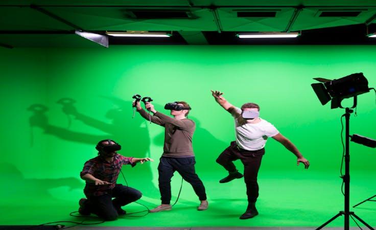 Green Screen Studio , creative studio at The Studio, image 1