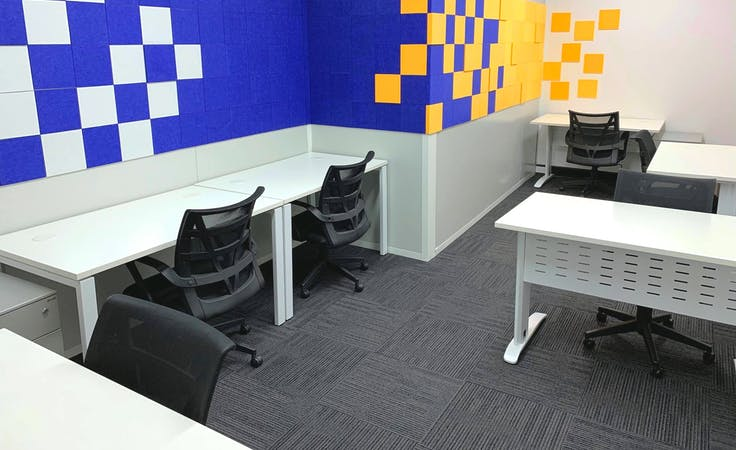 6-8 Person, private office at Office Suites - Business Hub, image 1