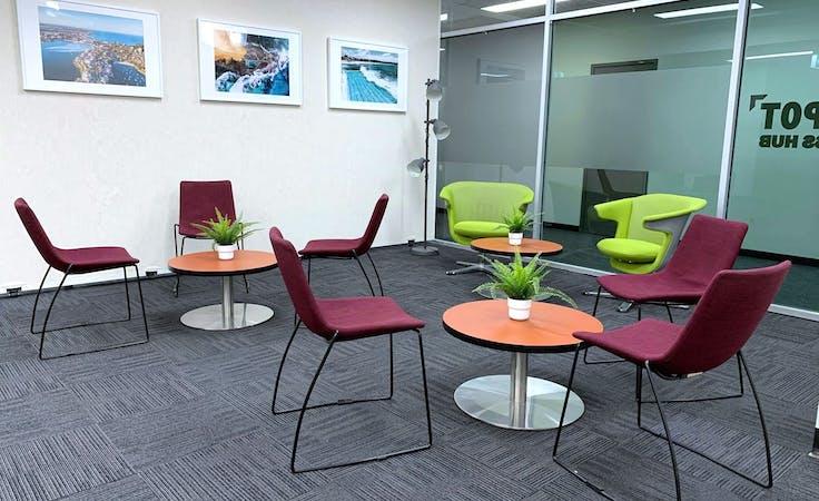 Meeting Room, meeting room at Meeting Room - Business Hub, image 2