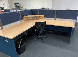 Desk Space, shared office at AEUT Milton, image 1